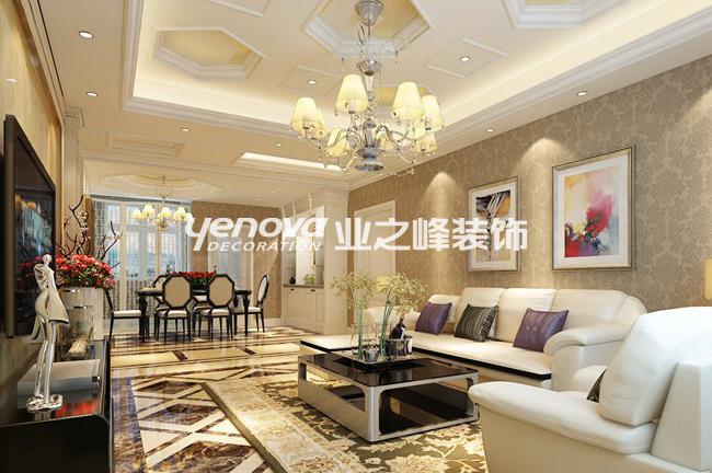 中达明淯新城欧式风格
