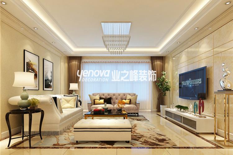 尚城国际现代简约风格