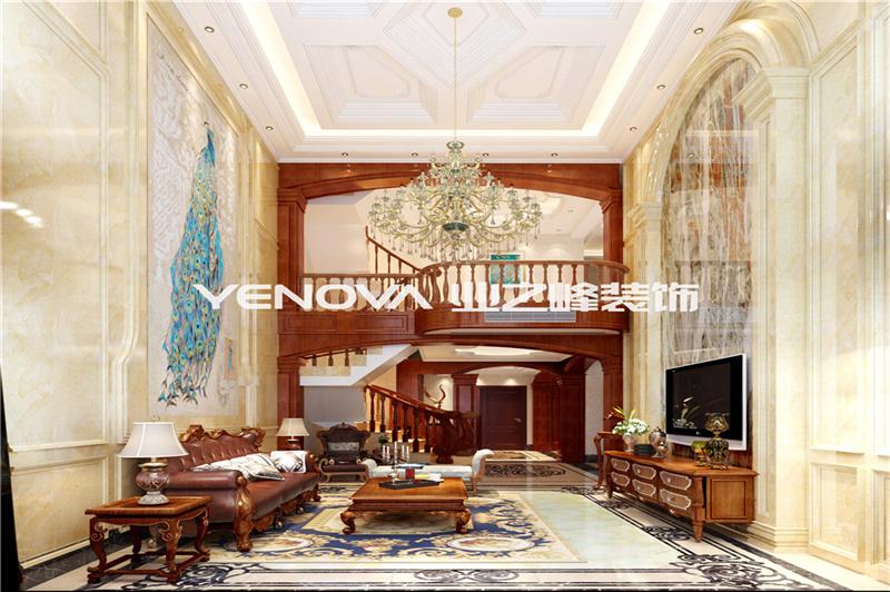 鑫磊森林湖新中式风格