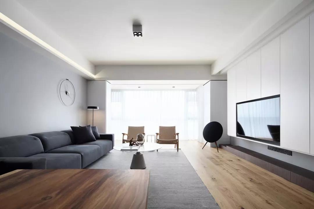 180㎡现代简约,高级优雅范,舒适空间感