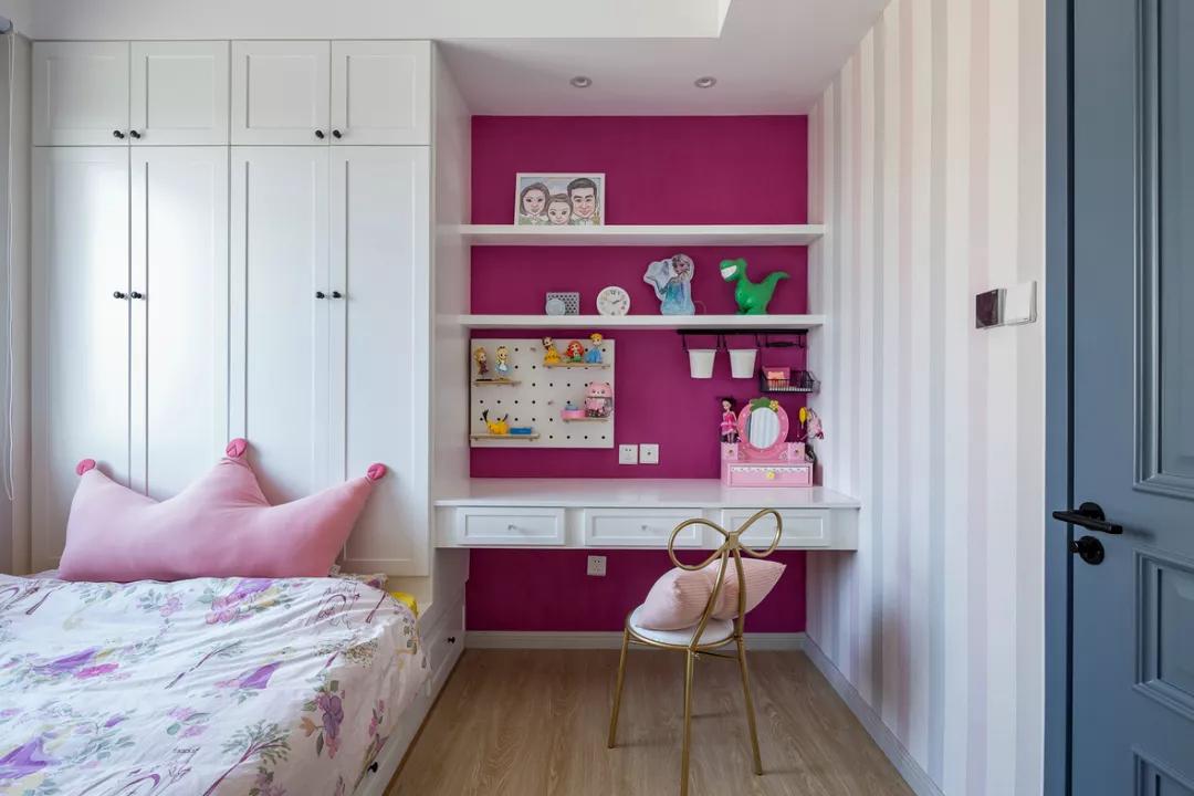 儿童房装修应该注意哪些问题?这几点值得收藏!